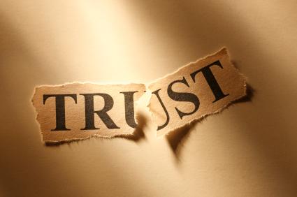 how to fix broken trust in a marriage