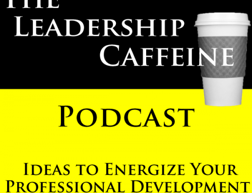 Leadership Caffeine Podcast—Dr. Nick Morgan