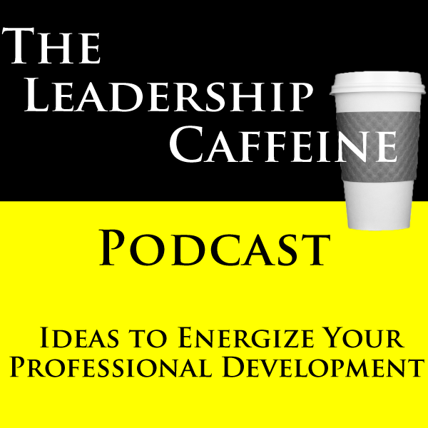 cover art for Leadership Caffeine Podcast