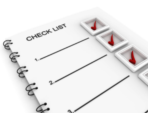 The Checklist App for Living and Leading