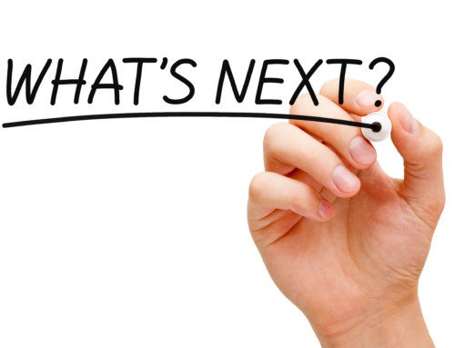 """Why We All Need to Get Good at """"Next"""""""