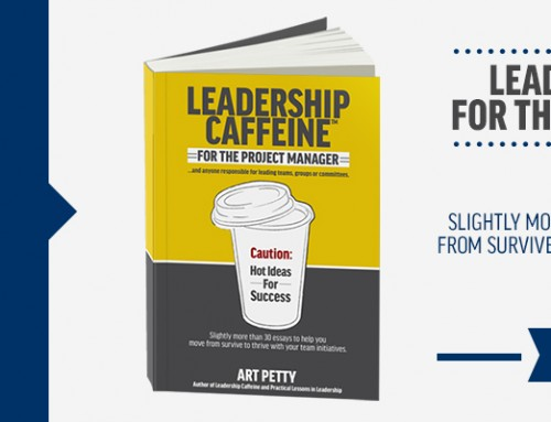 Leadership Caffeine™ for the Project Manager eBook Now Available!