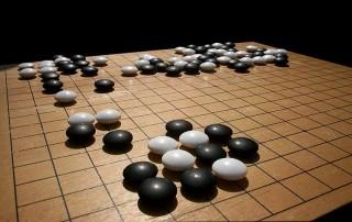 Image of a Go Board