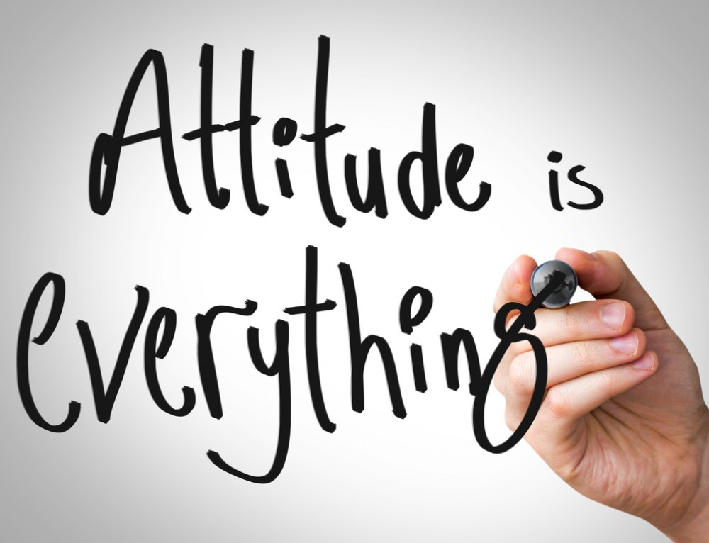 Leadership Power-Up #2—Prepare Your Attitude Daily