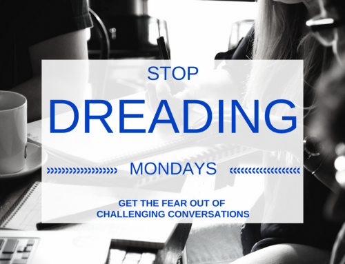 Getting the Fear Out of Challenging Conversations—Free Webinar