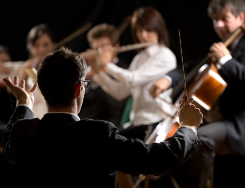 Leadership Opportunity—The Leader as Composer and Conductor