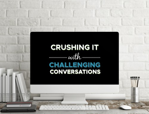 New Online Course from Art Petty—Crushing It With Challenging Conversations