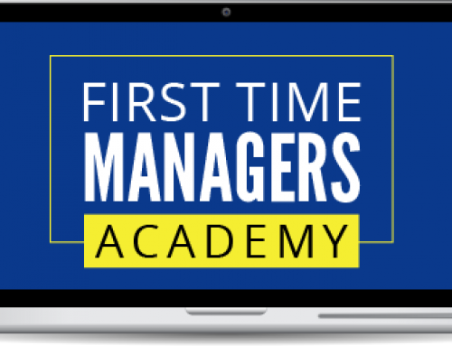 First-Time Managers Academy—Redefining Online Professional Development