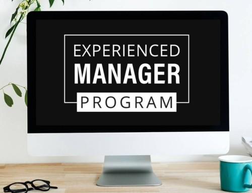 Still Time to Join the Experienced Manager Program
